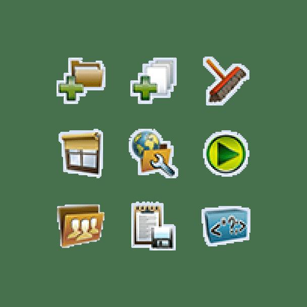Old yamagata icons