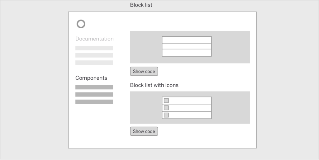 Bedrock component documentation