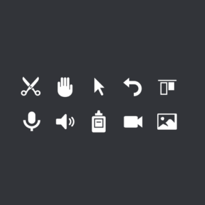 Moovly UI design